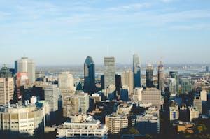 image de Montréal