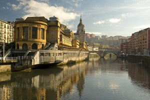 Bilbao, Baskenland, Spanien