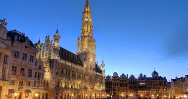 Brussels, Capital Region of Brussels, Belgium