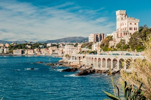 Gênes, Ligurie, Italie