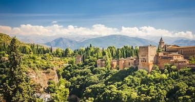 Granada, 阿尔汗布拉, Spain