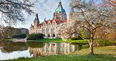 Hannover, Bassa Sassonia, Germania