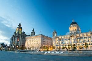 Liverpool, England, Vereinigtes Königreich