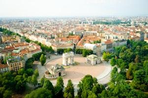 Mailand, Lombardei, Italien