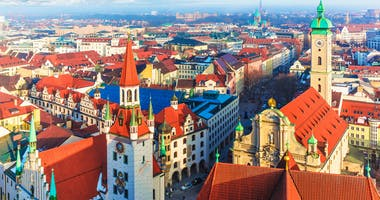 München, Bayern, Deutschland