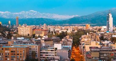 Santiago du Chili, Région métropolitaine de Santiago, Chili
