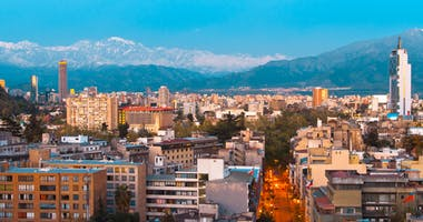 Santiago, Santiago Metropolitan, Şili