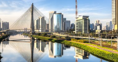 São Paulo, São Paulo, Brasilien