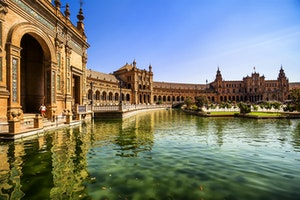Sevilla, Andalusië, Spanje
