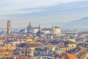 Torino, Piemont, Italien