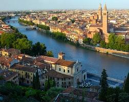 Verona, Venetien, Italien