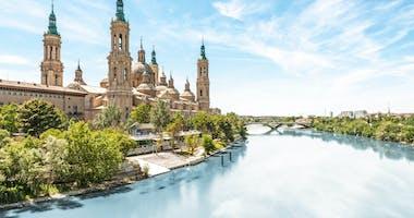 Zaragoza, Aragón, Spanien