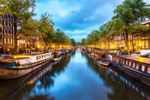 Amsterdam, North Holland, Netherlands