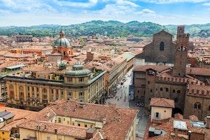 Bologna, Emilia Romagna, Italien