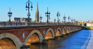 Bordeaux, Nouvelle-Aquitaine, Frankreich