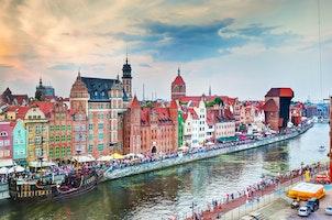 Gdańsk, West Pomeranian, Poland