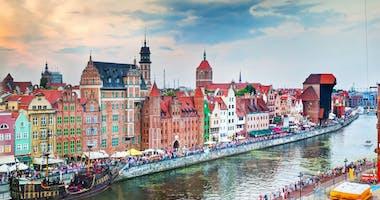 Gdańsk, La Poméranie Occidentale, Pologne