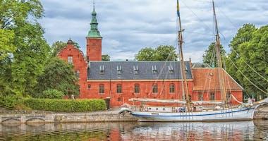 Halmstad, Hallands Län, Sverige