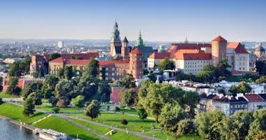 Cracovie, La Petite Pologne, Pologne