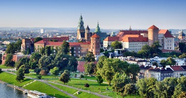 Krakau, Kleinpolen, Polen