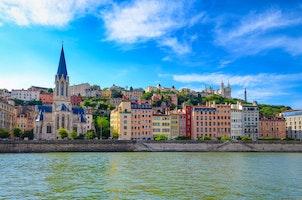 Lyon, Auvergne-Rhône-Alpes, Frankreich