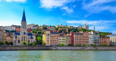 Lyon, Auvergne-Rhône-Alpes, Fransa