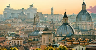 Rom, Lazio, Italien