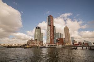 Rotterdam, Zuid-Holland, Niederlande