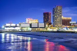 Atlantic City, New Jersey, États-Unis