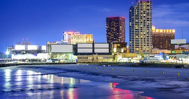 Atlantic City, New Jersey, Verenigde Staten