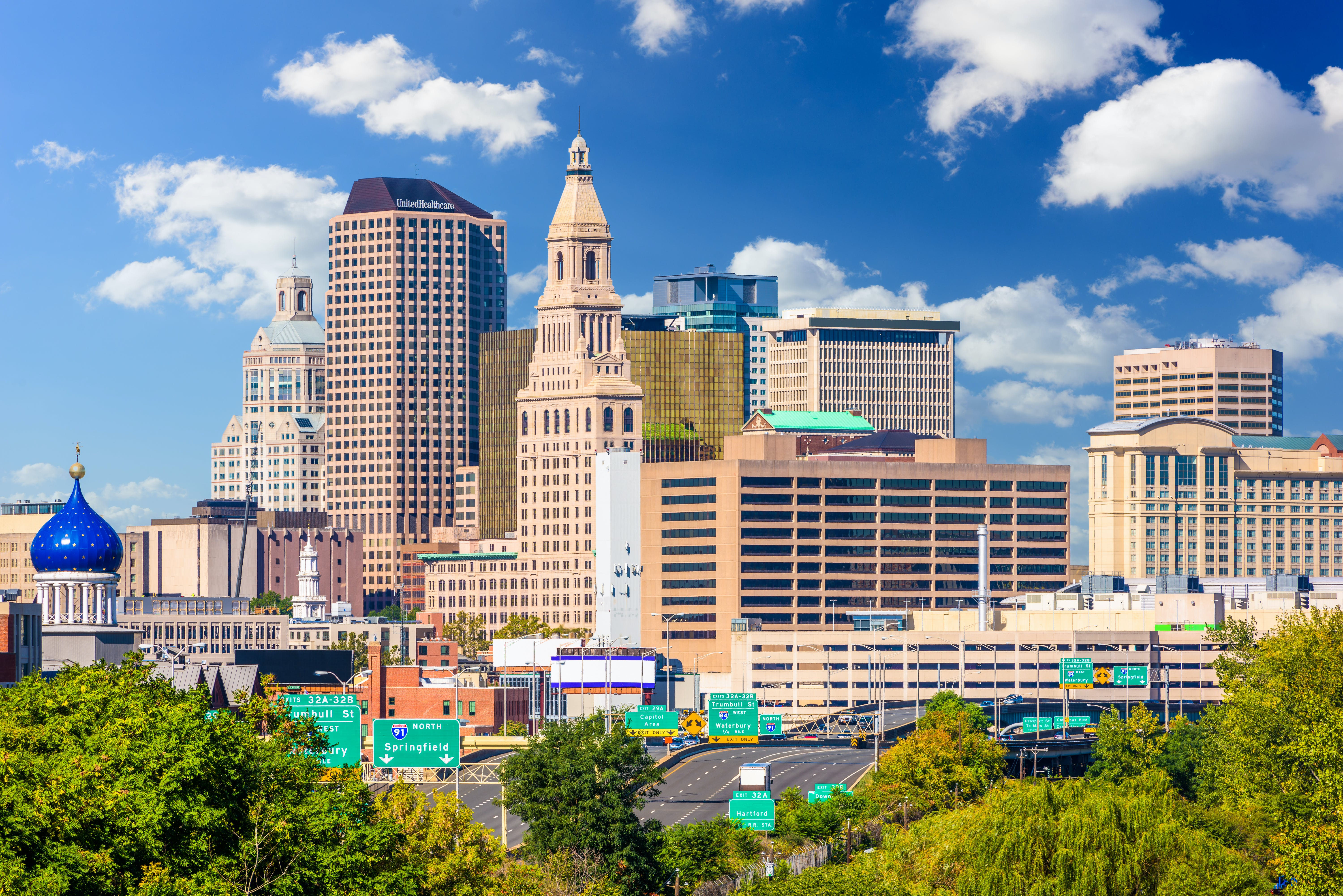 Boston, MA → Hartford, CT Bus: from $9 | Greyhound, Peter Pan, Go