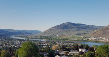 Kamloops, British Columbia, Kanada