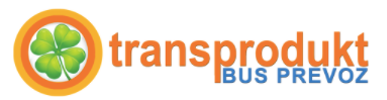 Transprodukt Bus